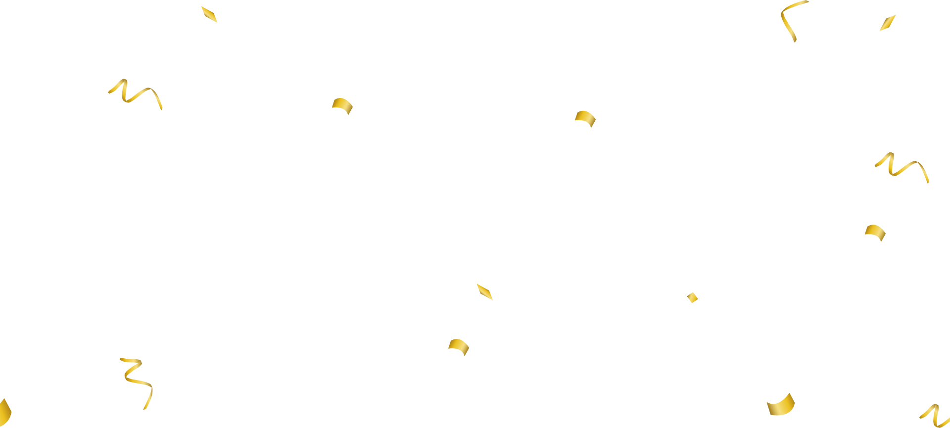 product confetti