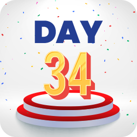 Day 34