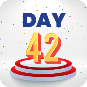 Day 42