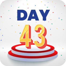 Day 43