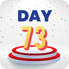 Day 73