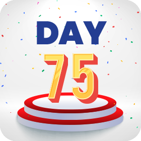 Day 75