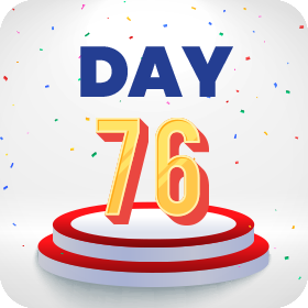 Day 76