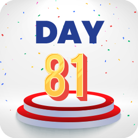 Day 81