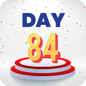 Day 84