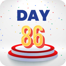 Day 86