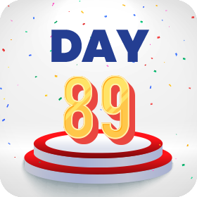 Day 89
